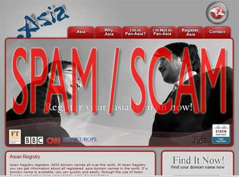 Ny Sellnet-SCAM